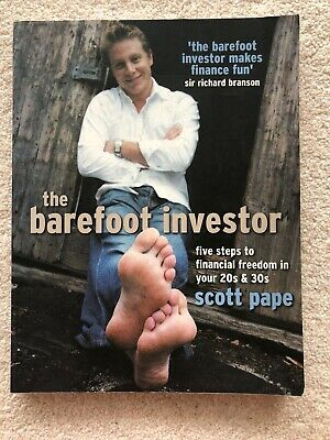 AU15.80 • Buy The Barefoot Investor By Scott Pape (Paperback, 2004)