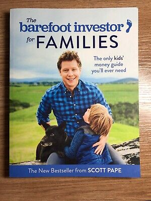AU19 • Buy The Barefoot Investor For Families: The Only Kids' Money Guide You'll Ever Need