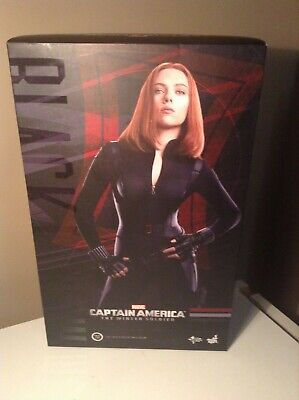 $225 • Buy Hot Toys 1/6 MMS239 BLACK WIDOW Captain America The Winter Soldier Action Figure