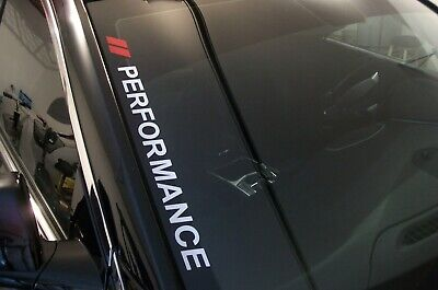 $11.99 • Buy HASHMARK PERFORMANCE  Windshield Decal FITS: Dodge Charger Challenger RAM 1500