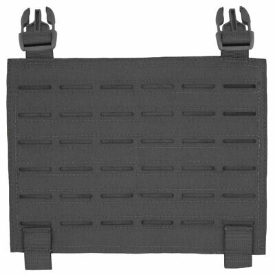 £12.40 • Buy Bulldog MOLLE Panel For Kinetic Military Tactical Armour Plate Carrier Black