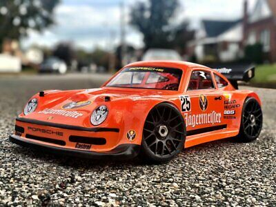 Carrozzeria BODY 0111 - PORSCHE 911 1/8 SCALE GT RC CAR BODY • 44.09£