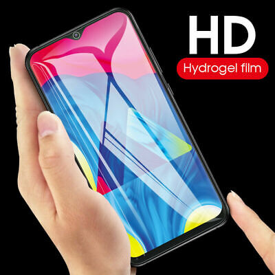 $ CDN2.99 • Buy For Samsung Galaxy S20 S10 A51 A71 Note 10+ HYDROGEL Full Cover Screen Protector