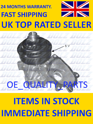 Water Pump Coolant B-226 DOLZ For BMW • 83.95£