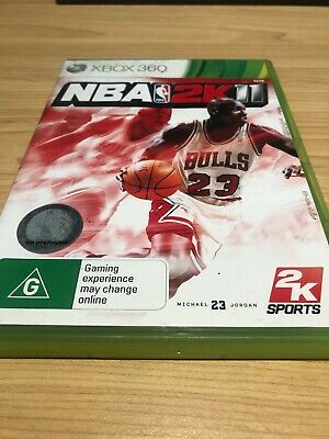 AU10.50 • Buy NBA 2k11 XBOX 360 Game Free Postage 🎮🎮🎮🎮