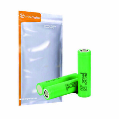 AU14.99 • Buy Samsung 18650 INR 25R 2500mAh HIGH CURRENT Rechargeable Lithium Battery Li-ion