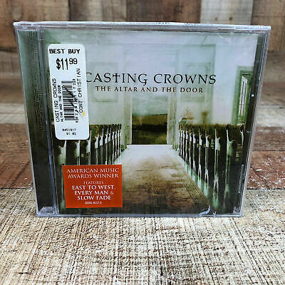 $12.99 • Buy Casting Crowns - The Altar And The Door [New CD]