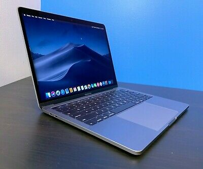 $1275 • Buy MINT MacBook Pro 13 TOUCH BAR 2016-2018 / CORE I7 / MAXED 16GB RAM / NEW SCREEN!