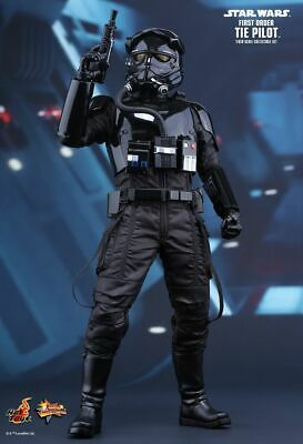 AU299.99 • Buy STAR WARS - First Order TIE Pilot 1/6th Scale Action Figure MMS324 (Hot Toys)