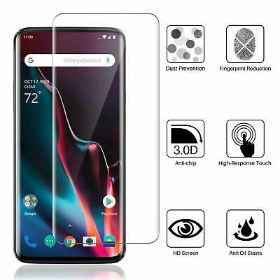 $ CDN2.61 • Buy For Samsung Galaxy S20 Note 10+ S10 S8 Note 9 S9 Screen Protector Full Coverage