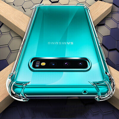$ CDN2.63 • Buy For Samsung Galaxy S20 Note 10+ S10 A51 Luxury Slim Shockproof Hybrid Case Cover
