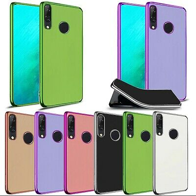 For Huawei P30 P40 Y6 Y7 2019 P Smart 2019 Full Color TPU Silicon Gel Case Cover • 2.99£