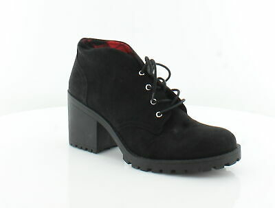 $16.99 • Buy American Rag Reaghan Black Womens Shoes Size 8.5 M Boots MSRP $69.5