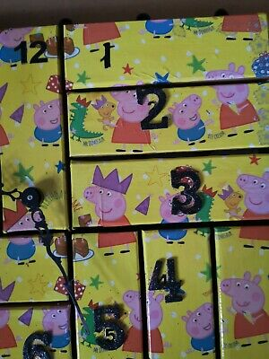 £8.50 • Buy Unique Home Crafted Clock. Peppa Pig. Decking Tile