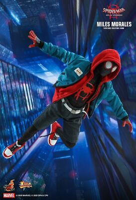 $ CDN403.32 • Buy Hot Toys 1/6 MMS567 - Spider-Man: Into The Spider-Verse - Miles Morales