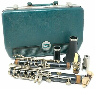 $59.99 • Buy Bundy Deluxe Student Clarinet - W/ Case
