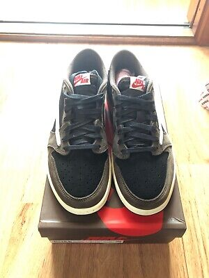 $870 • Buy Air Jordan 1 Travis Scott Low Size 8.5
