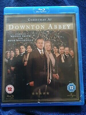 Christmas At Downtown Abbey - Blu Ray • 3£