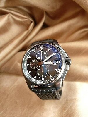 **chopard Watch Automatic Speed Black Mille Miglia Chronograph Limited Ed 1000 • 4,650£