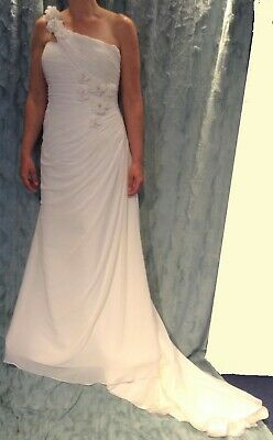 AU178.78 • Buy New Romantica Light Ivory Wedding Dress Size 12