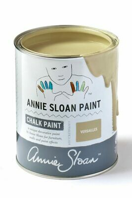Annie Sloan 1 Litre Tin Of Annie Sloan Paint - French Linen • 38£