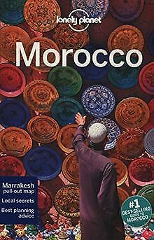 Morocco (Lonely Planet Morocco) By Clammer, Paul | Book | Condition Good • 3.15£