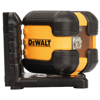 $87.95 • Buy DW08802 Dewalt Red Cross Line Laser Level
