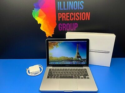 $474 • Buy ❆ Apple MacBook Pro 13 / 2.4GHz INTEL / 8GB RAM / 1TB / 3 YR WARRANTY OS-2018
