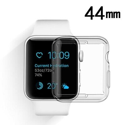 $ CDN6.75 • Buy Apple Watch Series 4 44mm Transparent Clear Case Cover