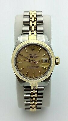 $ CDN3986.86 • Buy Rolex Ladies Watch Oyster Perpetual Datejust Chronometer 69173