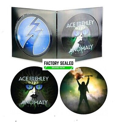 Ace Frehley – Anomaly DELUXE Edition Double LP Picture Disc Gatefold Sleeve NEW • 26.99£