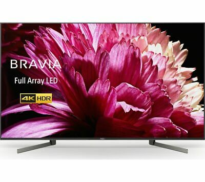 SONY BRAVIA KD55XG9505BU 55  Smart 4K Ultra HD HDR LED TV With Google Assistant • 899.99£