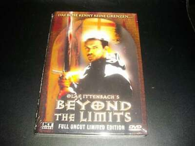 £24.99 • Buy Olaf Ittenbach: Beyond The Limits, Full Uncut Limited Edition (hardcover Box)