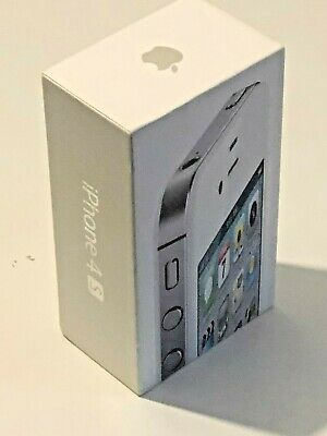 £7.07 • Buy IPhone 4S White 16GB AT&T Empty Box Tray & Manual Only - NO PHONE ACCESSORIES