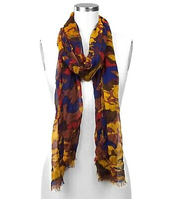 $29.99 • Buy NWT Patricia Nash Vintage SCARF - MULTI FLORAL SCARF Light Weight All Season M4