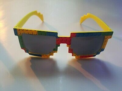 $8.05 • Buy Brick Themed Lego Sunglasses NEW Party Favors