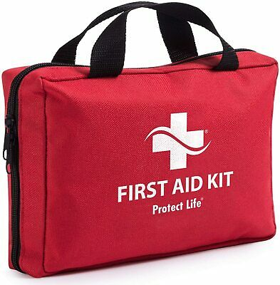 $49.99 • Buy Emergency First Aid Medical Trauma Kit Camping Travel Survival Prep 200 Pieces