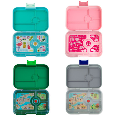 AU47.95 • Buy Yum Box Tapas 4 Compartment Bento Box | Free Shipping