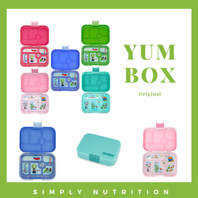 AU42.95 • Buy Yum Box Original Bento Lunch Box YumBox- Free Shipping