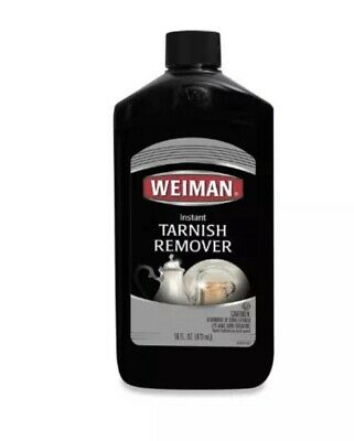 AU35.22 • Buy Weiman Instant Tarnish Remover For Silver And Copper 16 Oz Home Improvement Tool