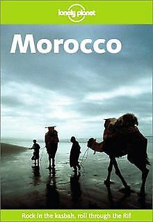 Morocco (Lonely Planet Morocco) | Book | Condition Good • 3.41£