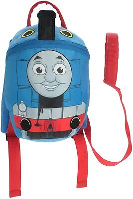 Thomas And Friends Boys Backpack Toddler Reins Bag Walking Safety Harness • 12.95£