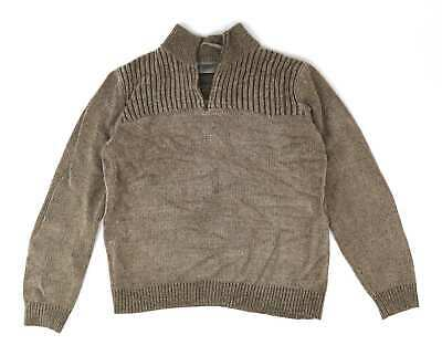 $9.66 • Buy Burton Brown Mens Jumper Size L