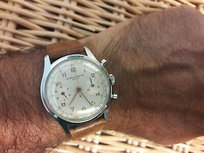 $ CDN775.64 • Buy Vintage Chronograph Watch  For Mens