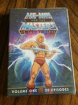 $14.99 • Buy He-Man And The Masters Of The Universe, Dvd Set, Volume One