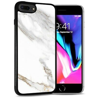AU9.99 • Buy ( For IPhone 6 Plus / 6S Plus ) Back Case Cover PB12583 White Marble
