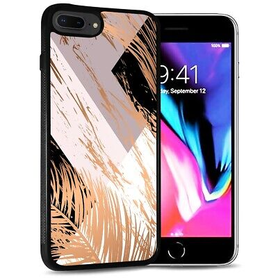 AU9.99 • Buy ( For IPhone 6 Plus / 6S Plus ) Back Case Cover PB12683 Palm Marble