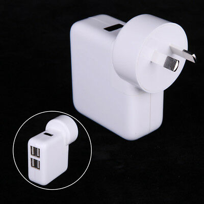 AU17.98 • Buy Port AC Power Travel Home Wall Charger Adapter4 USB  AU Plug For Smartphone
