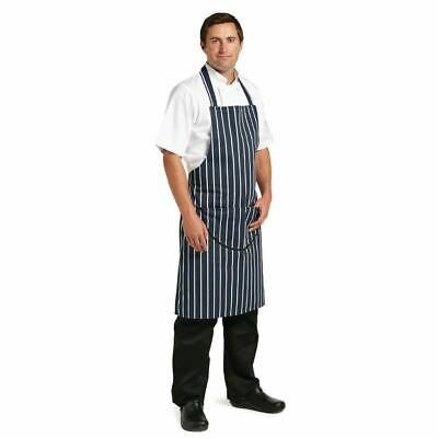 £14.11 • Buy Whites Chefs Clothing Unisex Professional Apron In White Size 965x711mm