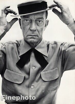 $149.11 • Buy 1952 Vintage BUSTER KEATON Comedian By RICHARD AVEDON Actor Writer Film Photo